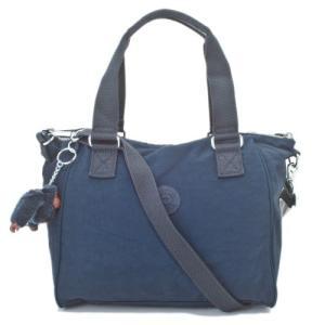 キプリング KIPLING ハンドバッグ K15371 511 TRUE BLUE AMIEL|sekido