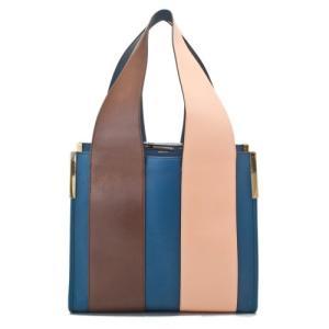 クロエ Chloe バッグ 3S1042 H1M B9H FACTORY BLUE BEACH BAG Medium Bag|sekido