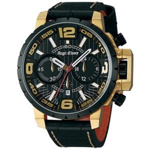Angel Clover エンジェルクローバー 腕時計 メンズ NTC48YBK-BK TIME CRAFT|sekido