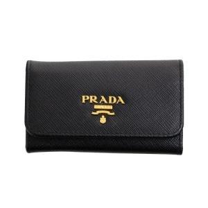 プラダ PRADA キーケース 1PG222 QWA F00...