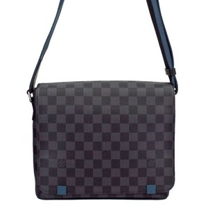 LOUIS VUITTON ルイヴィトン バッグ メンズ N42404 ダミエグラフィット ディストリクトPM NM|sekido