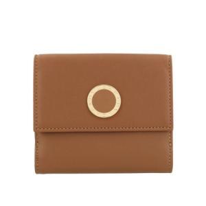 ブルガリの二つ折り財布が、入荷しました。ブルガリ 財布 BVLGARI 33383 WALNUT B...