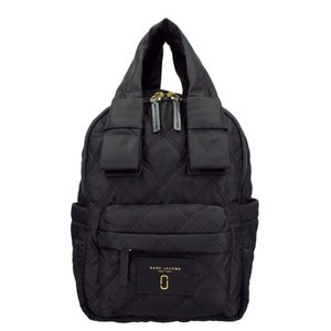 MARC JACOBS マークジェイコブス バックパック M0011201 001 ブラック NYLON KNOT BACKPACK|sekido