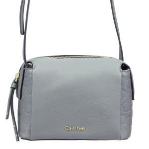 Calvin Klein カルバンクライン ショルダーバッグ レディース グレー K60K602207 002|sekido