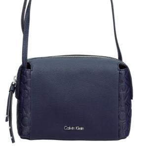 Calvin Klein カルバンクライン ショルダーバッグ レディース ネイビー K60K602207 411|sekido