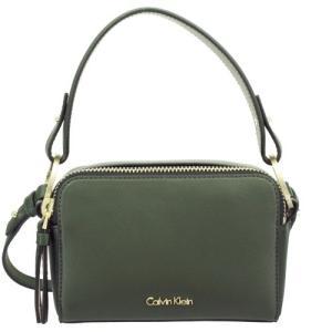 Calvin Klein カルバンクライン ショルダーバッグ レディース グリーン K60K603618 910|sekido