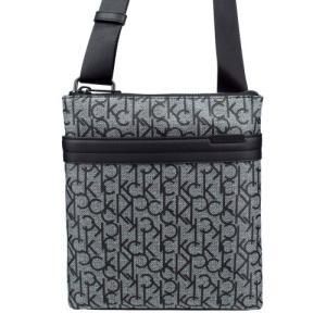 Calvin Klein カルバンクライン ショルダーバッグ メンズ ブラック/ホワイト K50K502838 005 spic|sekido