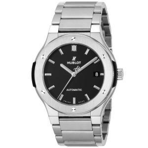 ウブロ(HUBLOT)のクラシック フュージョン チタニウムが、入荷しました。ウブロ 腕時計 HUB...