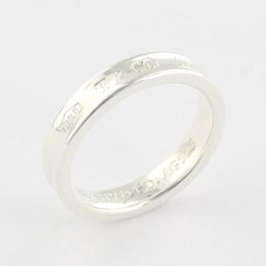 Tiffany&Co. ティファニー 1837 ナロー リング 4MM 15号 22993828