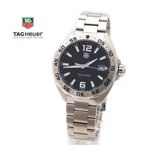 TAG Heuer  タグホイヤー フォーミュラ1 F1 メンズ 腕時計  クォーツ 黒色文字盤×シ...