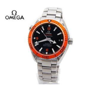 OMEGA  オメガ メンズ 腕時計 自動巻き シーマスター プラネット オーシャン 600m コーアクシャル 42mm オレンジ×ブラック×シルバー 232.30.42.21.01.002|sekine
