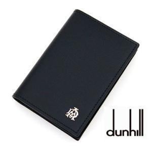 dunhill ダンヒル BELGRAVE ベルグレーブ ブラック カードケース/名刺入れ L2S847A