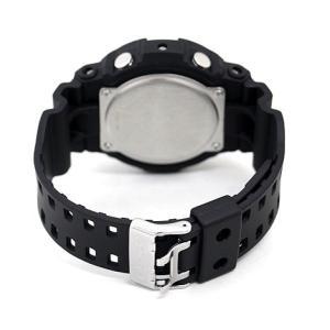 CASIO G-SHOCK GAW-100BMC-1AJF カシオ 腕時計 ソーラー電波 デジタルアナログ マルチバンド6 Black × Neon ブラック|sekine|03