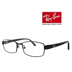 Ray Ban レイバン RX8726D RB8726D 1017 55 伊達眼鏡 チタン メガネフレーム ブラック 正規品|sekine