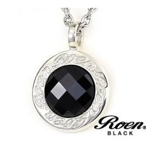 RoenBLACK ロエン ブラック RO-006 アクセサリー リバーシブル ネックレス シルバー925 sekine
