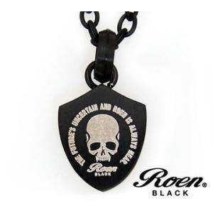 RoenBLACK ロエン ブラック RO-501 アクセサリー リバーシブル ネックレス/ペンダント ステンレス sekine