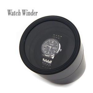ウォッチワインダー WATCH WINDING MACHINE 3BI005-BK ワインディングマシーン ブラック|sekine