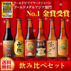 お年賀 ビール ギフト 飲み比べ 地ビール クラフトビール ...