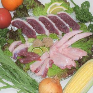 最高級国産合鴨肉 河内 鴨 バーベキュー セット