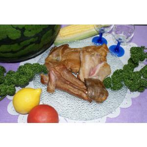 最高級 国産合鴨肉 河内 鴨 自家製 スモーク 希少部位  4種 盛り合わせ