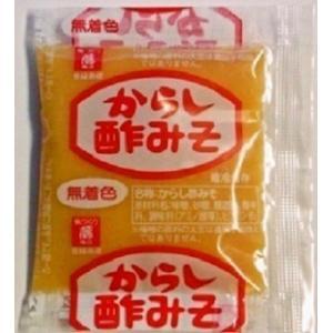 藤商店 からし酢味噌 20g常温