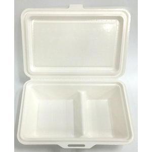 ランチボックス KM-54 白 25枚入|sekiyama