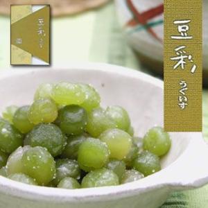 甘納豆小箱/豆彩/うぐいす/1個180g/甘納豆の雪華堂|sekkado