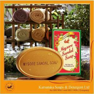 ※クリックポスト可 当店正規代理店のサンダルソープはインドのKSDLで輸出仕様で作られた石鹸です。 ...