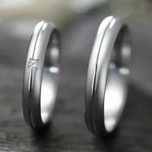結婚指輪 マリッジリング プラチナ ペアリング 2本セット 無料刻印 PremiumDestiny (運命の輝き) (mrih-p314-p314d)|select-alei