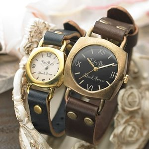 ペアウォッチ JHA カップル 人気 セット 腕時計 セイコー製クォーツムーブメント 手作り ハンドメイド tetra bacca|select-alei