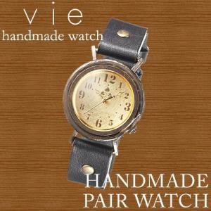 腕時計 メンズ ウォッチ ハンドメイド Vie (WB-013M)|select-alei