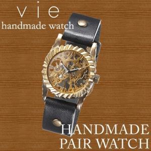 腕時計 メンズ ウォッチ ハンドメイド Vie (WB-034)|select-alei