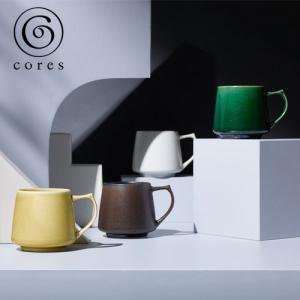 ワイングラスのような形状と、温もりを感じさせる質感で、 磁器でありながら陶器のようなクラフト感が魅力...