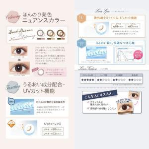 エバーカラーワンデー ナチュラル&モイストレーベルUV/2箱SET(40枚)全13カラー|select-eyes|05