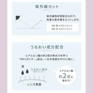 [Point15倍/送料無料] カラコン エバーカラーワンデー ナチュラルモイストレーベルUV1箱20枚入り 2箱セット select-eyes 10