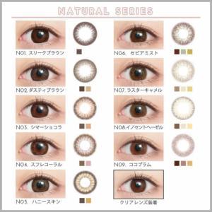 アイジェニックbyエバーカラー/1ヵ月交換(度あり1枚入り×2箱SET)エバーカラーから1MONTHが新登場!!|select-eyes|02