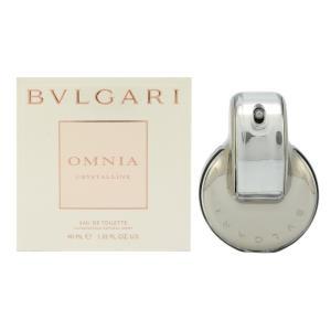 香水 レディース / ブルガリ BVLGARI オムニア クリスタリン EDT 40mL