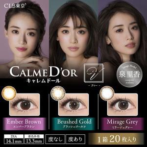 キャレムドール ワンデー V DIA14.1mm 1Day カラコン(1箱20枚入り)|select-eyes