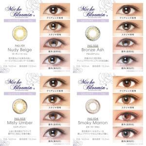 [POINT15倍/送料無料] Miche Bloomin ミッシュブルーミン ワンデー 1箱30枚入り|select-eyes|02