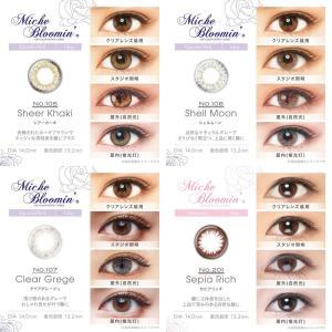[POINT15倍/送料無料] Miche Bloomin ミッシュブルーミン ワンデー 1箱30枚入り|select-eyes|03