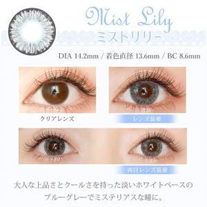 モテコン レディオアガール × エコネコ/motecon lady or girl × ECONECO/1ヵ月交換(度あり・度なし/2箱SET・1箱1枚入り)|select-eyes|03