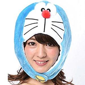 ドラえもんグッズ ドラえもん きぐるみキャップ コスプレ衣装 BAN-003 帽子 着ぐるみ SAZ...