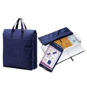 【店内商品すべて送料無料!】  きものや帯がすっぽり入る、軽くてコンパクトな和装バッグです。   汚...