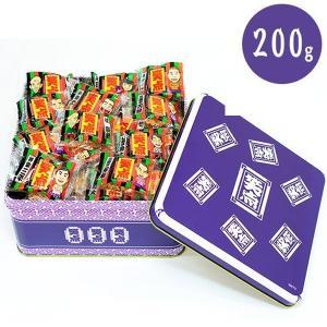 常盤堂 笑点 雷おこし缶 200g 個包装 浅草の味 お菓子 お土産 詰め合わせ スイーツ ギフト