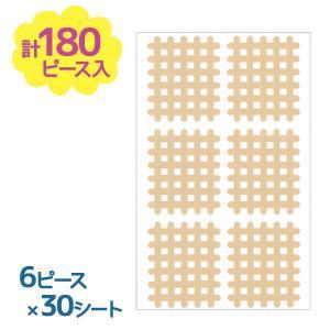スパイラルの田中 お徳用 エクセル スパイラルテープ  Cタイプ 30シート 180枚