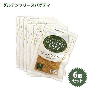 大潟村 グルテンフリー習慣 スパゲティ 90g×6個セット 国産 米麺 パスタ