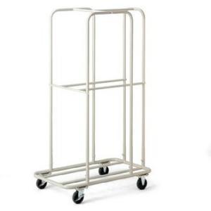 台車/チェア台車/パイプ椅子台車折畳チェア台車/お客様組み立て品  送料無料|select-office