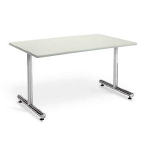 MT-1275Kリフレッシュテーブル/ミーティングテーブル W1200×D750×高さ700 選べる天板カラー全3色 会議テーブル/打ち合わせ机/ラウンジテーブル  送料無料|select-office