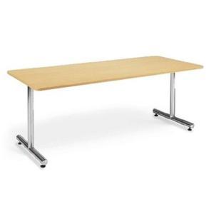 MT-1875Kリフレッシュテーブル/ミーティングテーブル W1800×D900×高さ700 選べる天板カラー全3色 会議テーブル/打ち合わせ机/ラウンジテーブル  送料無料|select-office