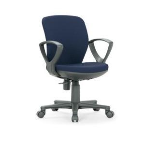 送料無料 オフィス家具オフィスチェア・肘付き 組立品 事務椅子・ミーティングチェアチェア/椅子 メーカー品 肘付き 素材・カラー選べます select-office